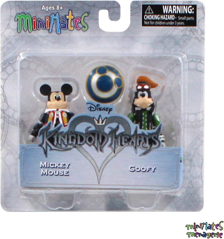Kingdom Hearts Minimates série 1 Donald Duck de Space Paranoids