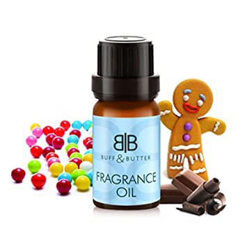 Baby Powder Fragrance Oil - Best For Candle and Soap Making, Reed  Diffusers, Perfume, Bath and Body Care Products, Potpourri, Burners, Room  Sprays and