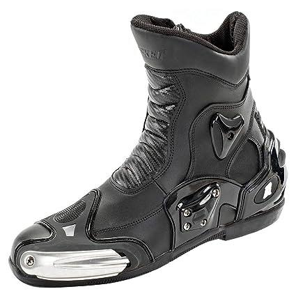 6e3959b2f6383 Amazon.com: Joe Rocket Men's Superstreet Boots (Black, Size 10 ...