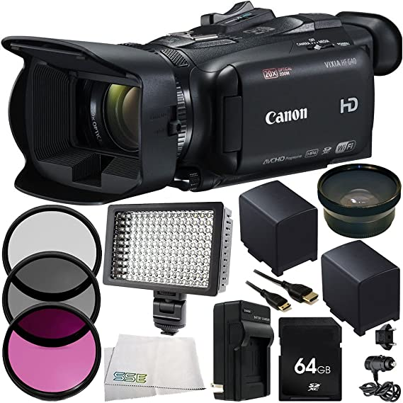 Canon VIXIA HF-G40 Full HD Camcorder 1005C002 HF