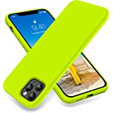 AOTESIER for iPhone 11 Pro Max Case, [Silicone Soft Touch Series] Premium Soft Silicone Rubber Full-Body Protective Bumper Ca