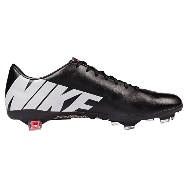 4828d5f5ebe Nike Mercurial Vapor IX FG Fussballschuhe black-white-atomic red - 42   Amazon.co.uk  Shoes   Bags