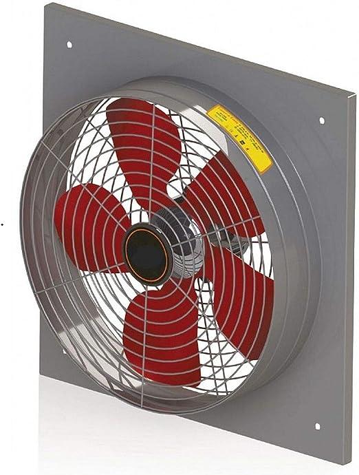 450mm Ventilador industrial 5450 M³/h Ventilación Extractor ...