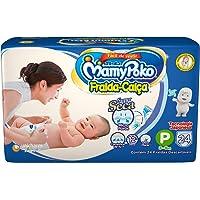 Fralda-Calça MamyPoko Tamanho P, Pacote com 24 unidades