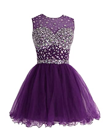 Amazon Anlin Short Party Dress Homecoming Dress For Junior