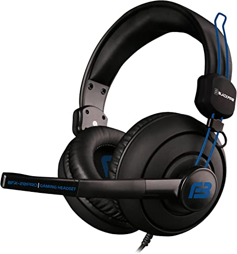 Ardistel - Headset Blackfire BFX20PRO (PlayStation 4): Amazon.es: Videojuegos