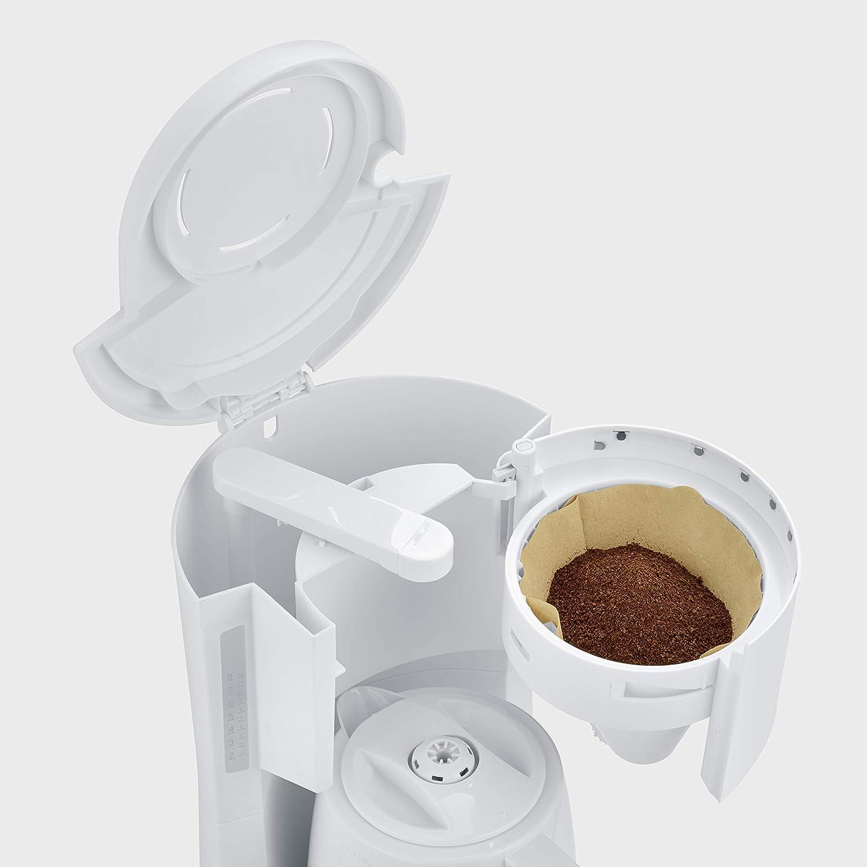 Severin KA 9254 FILTRO CAFFETTIERA 8 TAZZE thermokanne Durchbrühdeckel 1000w