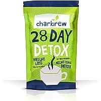 Charbrew Night Time Tea Detox 28 Days (No Laxative Effect)