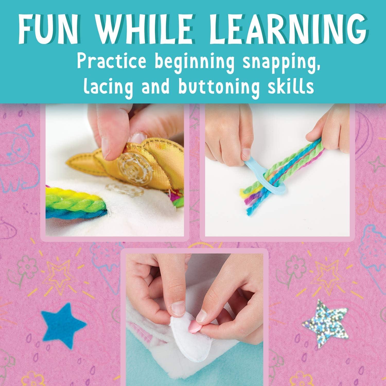 Amazon.com: Creatividad para niños monedero de unicornio ...