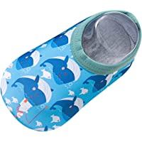 Fossen Escarpines Deportes acuáticos Niños, Unisex-Niños Zapatos de Agua Descalzo Barefoot Respirable Calcetines de…