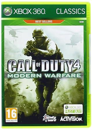 Call of Duty Modern Warfare - Classic (Xbox 360): Amazon co uk: PC
