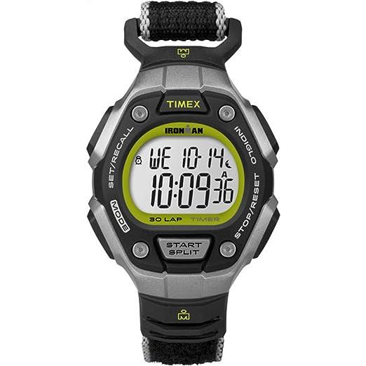 Amazon.com: Timex Ironman Classic 30 - Reloj de tamaño ...