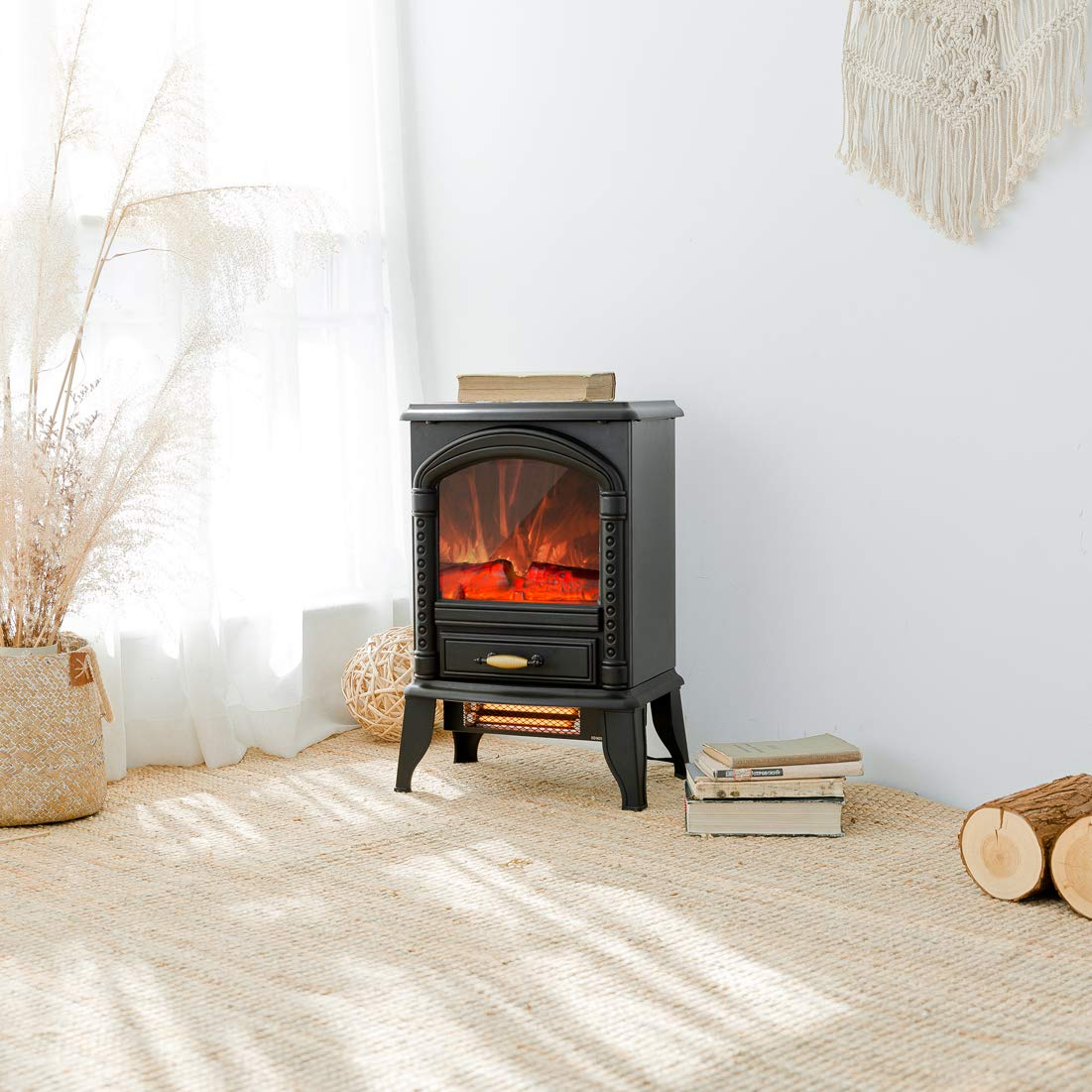 Best Portable Electric Fireplace Reviews 2020 Top 7 Choices