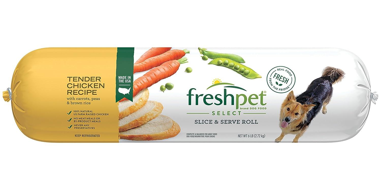 freshpet dog food rolls