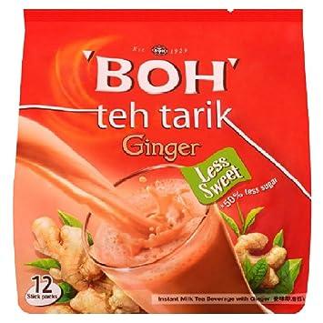 Amazon com : Malaysia BOH Instant Milk Tea Beverage with