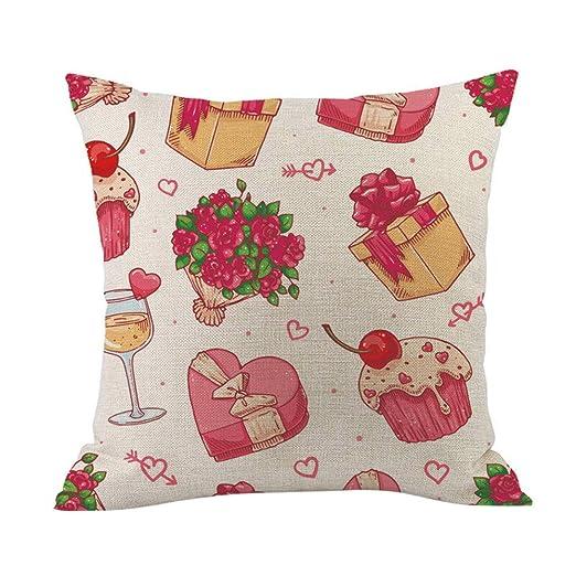 Mome - Fundas de Almohada Decorativas Colocar en el sofá ...