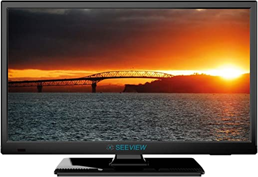 Seeview 472629 - Televisor DVD LED HD DVB-T2, Color Negro ...
