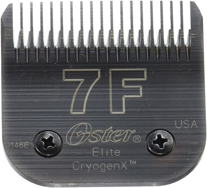 The Best Oster Cryogen Number 7 Blade