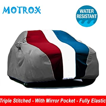 Autoburn Honda City Zx Car Accessories Car Body Cover With Mirror