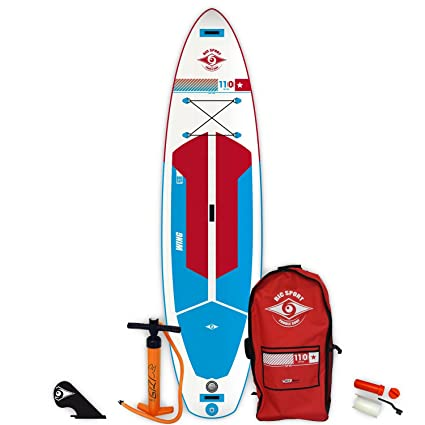 BIC Sport ala Evo aire inflable SUP Stand Up Paddleboard, 11 0 ""