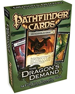 Amazon com: Pathfinder Campaign Cards: Wardens of the Reborn