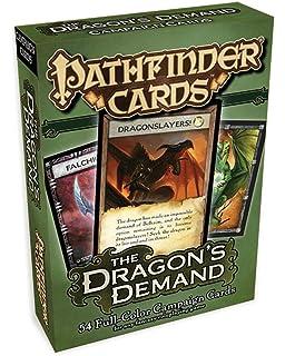 Amazon.com: Pathfinder Campaign Cards: Social Combat Deck ...