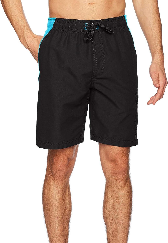 Speedo Men's Marina Sport Volley, Knee Length Swim Trunk - Manufacturer Discontinued