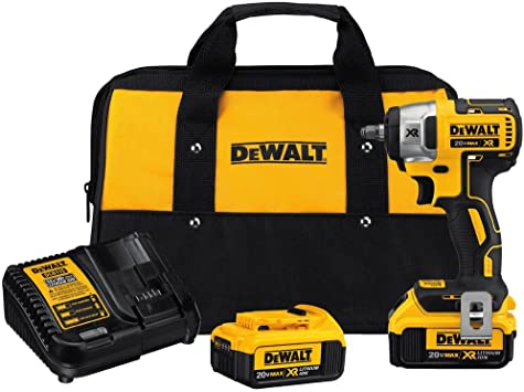 """DEWALT DCF890 20V Lith-Ion Cordless 3//8/"""" Impact Wrench Tool-Only NEW!"""