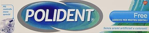 11 opinioni per Polident- Adesivo Per Protesi Dentali, Ostacola L'Infiltrazione delle Particelle