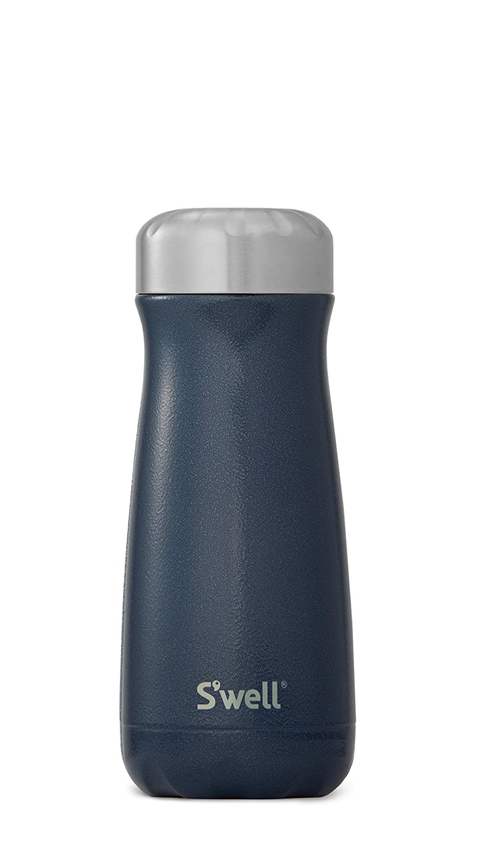 Swell Stainless Steel Travel Mug 12 oz Teakwood S/'well 10312-B17-00820