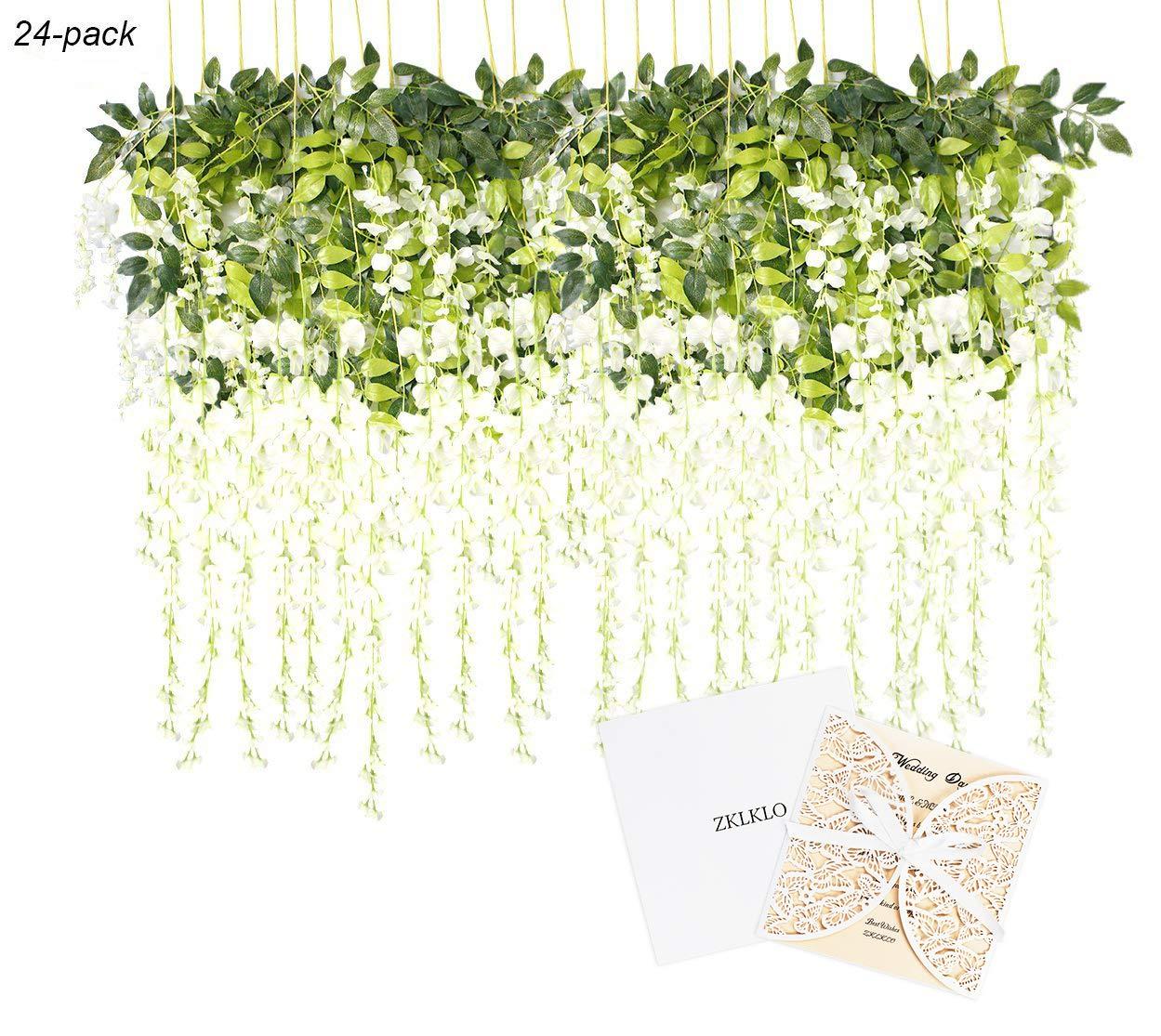 Best Hanging Flowers For Wedding Amazon
