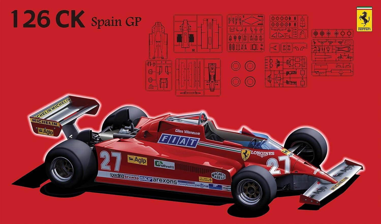 Ferroviaire 126ck 120 Espagne Ferrari Gp 3 Modélisme pqSVUzMG