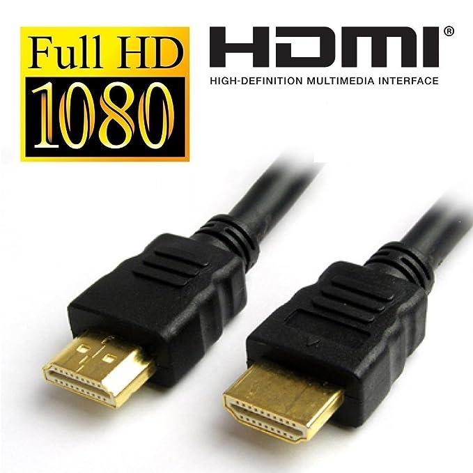 12 opinioni per 1.5MT Premium cavo HDMI 1.4V 3D ad alta velocità ultra HD risoluzione Full HD