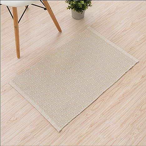 WALIZIWEI Mat eólica Nacional colchones colchones Home Cocina Alfombrillas Anti - Anti Deslizamiento - Aceite alfombras