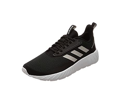 Adidas Questar Drive, Zapatillas para Hombre, Negro (Core Black/Grey One/Carbon 0), 43 1/3 EU