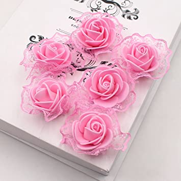 Amazon Silk Flowers Artificial Flowers Rose For Wedding