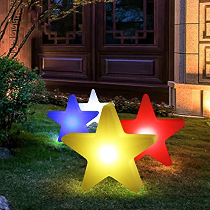iver party decoration lamp christmas lights shiny wedding light colorful led star light waterproof can be