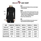 BALEAF Women's Long Sleeve One Piece Sun Protection