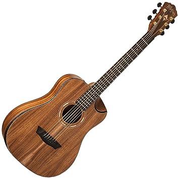 Washburn WCDM55SK 3 Serie comodidad/4 tamaño de la guitarra ...