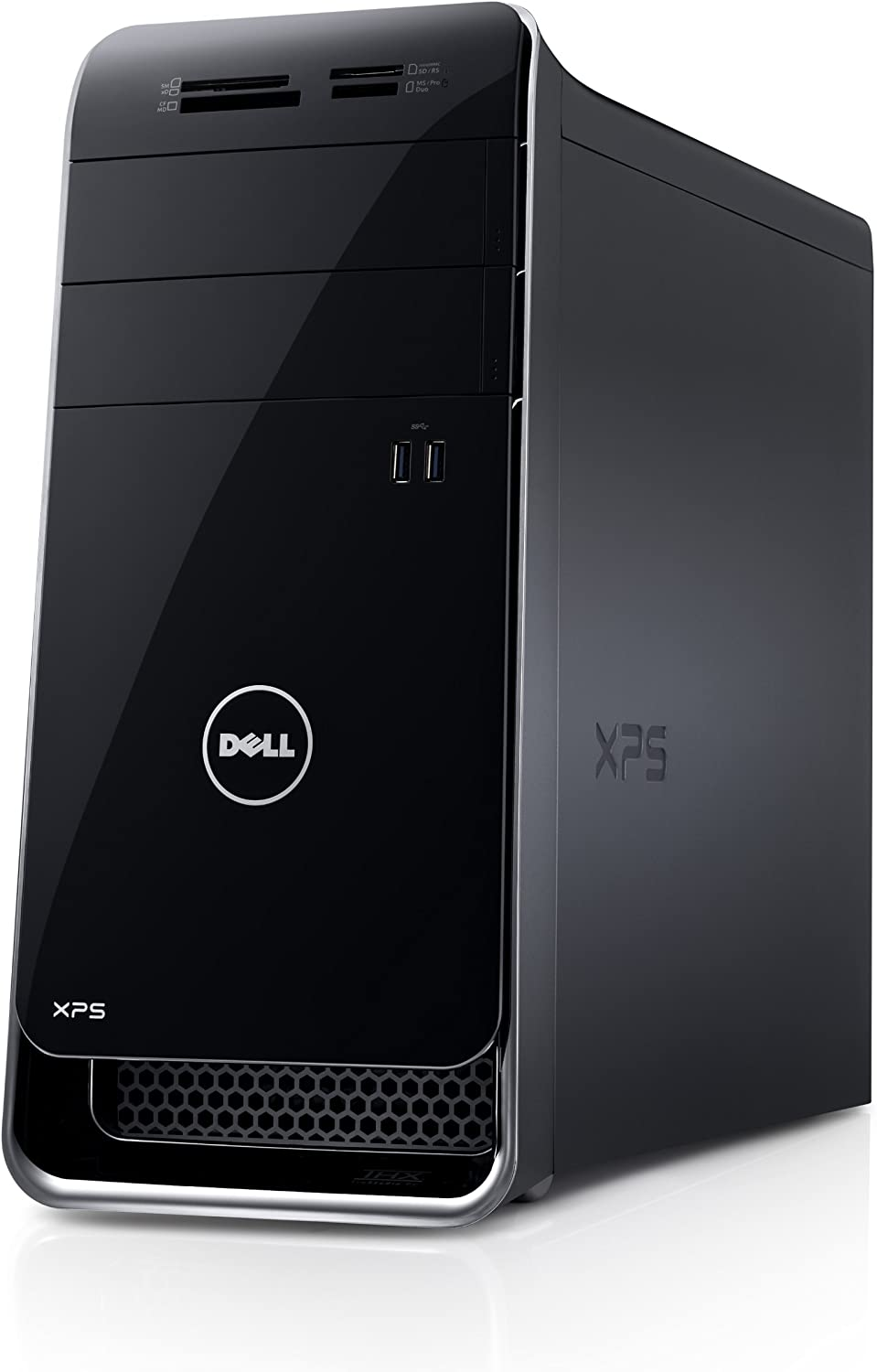 Dell XPS X8700-625BLK Desktop (3.0 GHz Intel Core i5-4430 Processor, 8GB DDR3, 1TB HDD, AMD Radeon HD 7570, Windows 8) Black [Discontinued By Manufacturer]