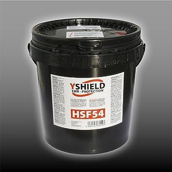 Amazon.com: Yshield EMF - HSF54 pintura protectora, 5 litros ...