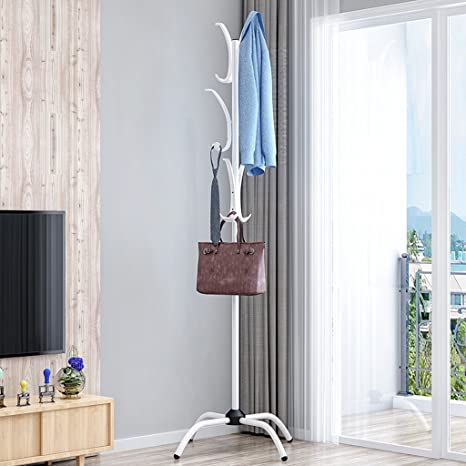 Amazon.com: Coat RACK Multi – suelo funcional – a – casa ...