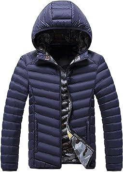 メンズコート・ジャケット厚手のメンズウィンターコットンジャケット