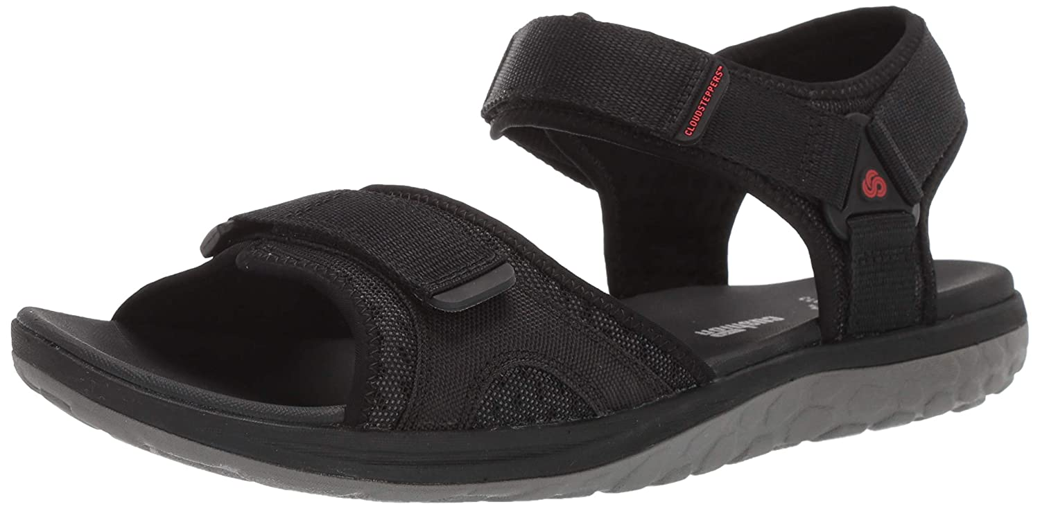 cesar Sacrificio Oscuro  Clarks Men's Step Beat Sun Sandal: Buy Online at Low Prices in India -  Amazon.in