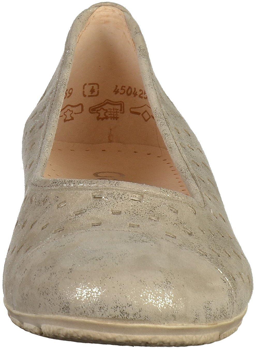Gabor 44.169 Beige Damen Ballerinas Beige 44.169 66630f