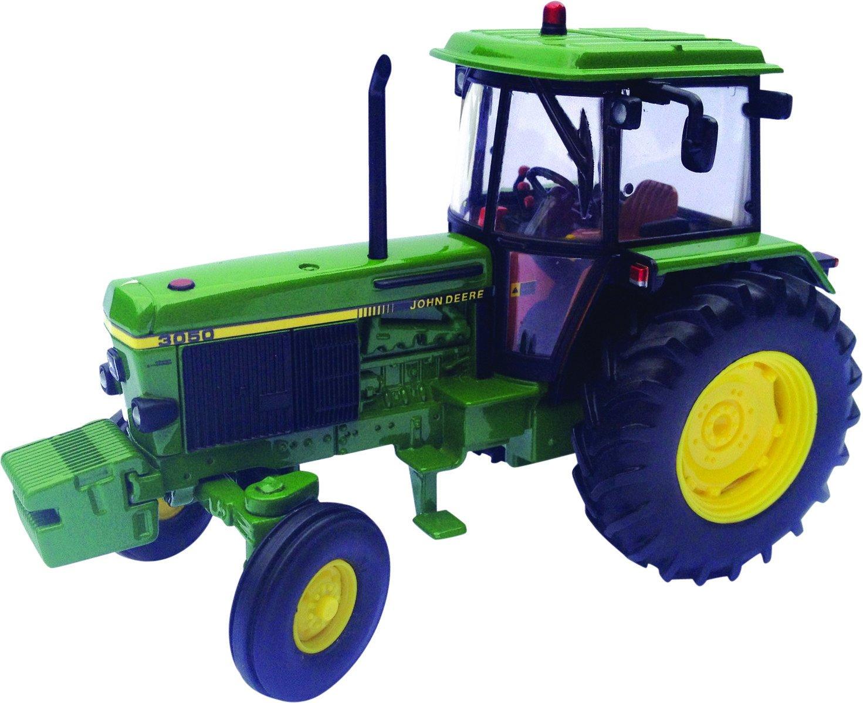Britains Tractor John Deere 3050, color verde, amarillo y negro ...