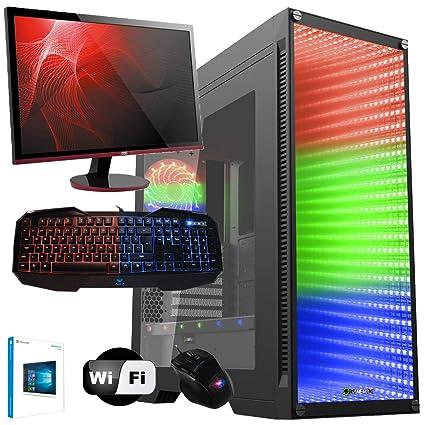 Freshtech AMD ryzen 1600 120 GB SSD 8 GB DDR4 GTX 1060 6 GB ...