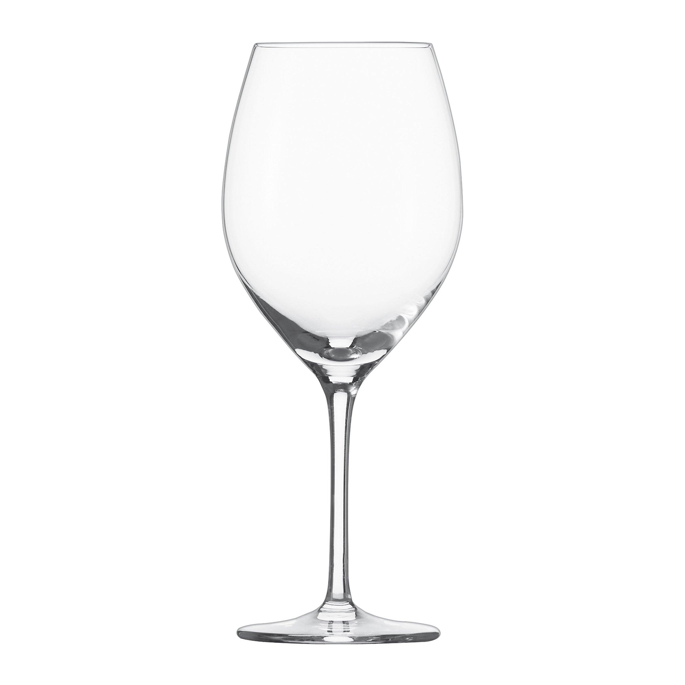 Schott Zwiesel Tritan Crystal Glass Cru Classic Stemware Collection Chardonnay White Wine Glass, 13.8-Ounce, Set of 6