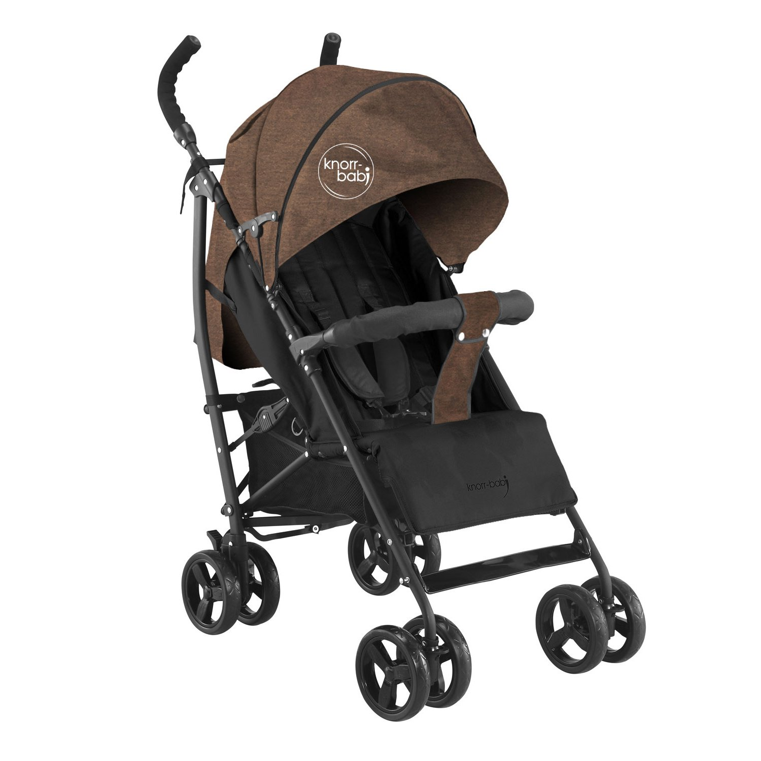 knorr-baby 848540 Buggy Styler Happy Colour, blau