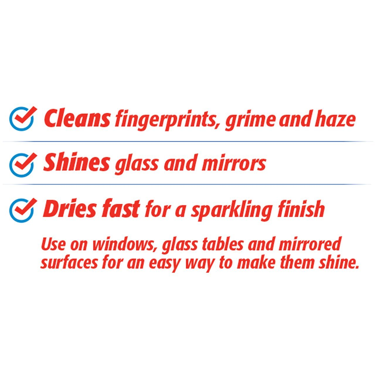 Amazon.com: Clorox Glass Wipes, Streak Free Cleaning Wipes - Radiant Clean, 32 Count: Prime Pantry